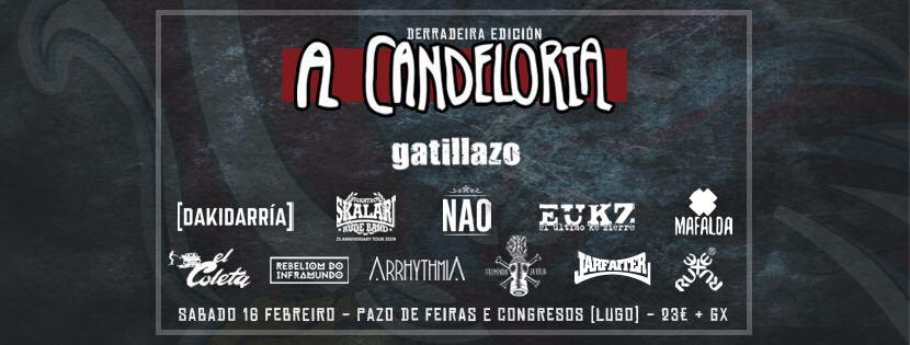 """A Candeloria 2019 """"A derradeira"""""""