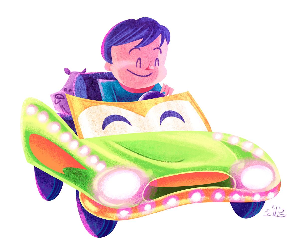 neno-coche