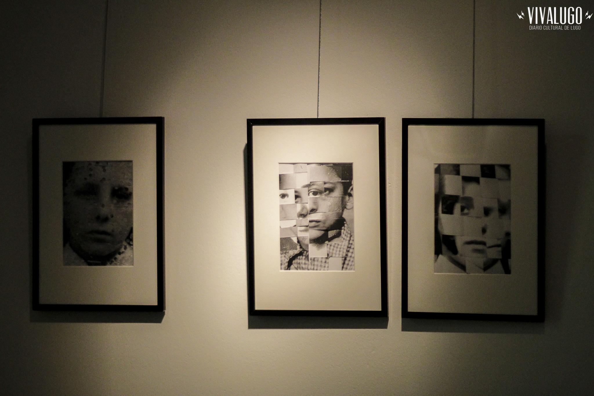 """Foto da Exposición """"Río"""" no Vello Cárcere de Lugo"""