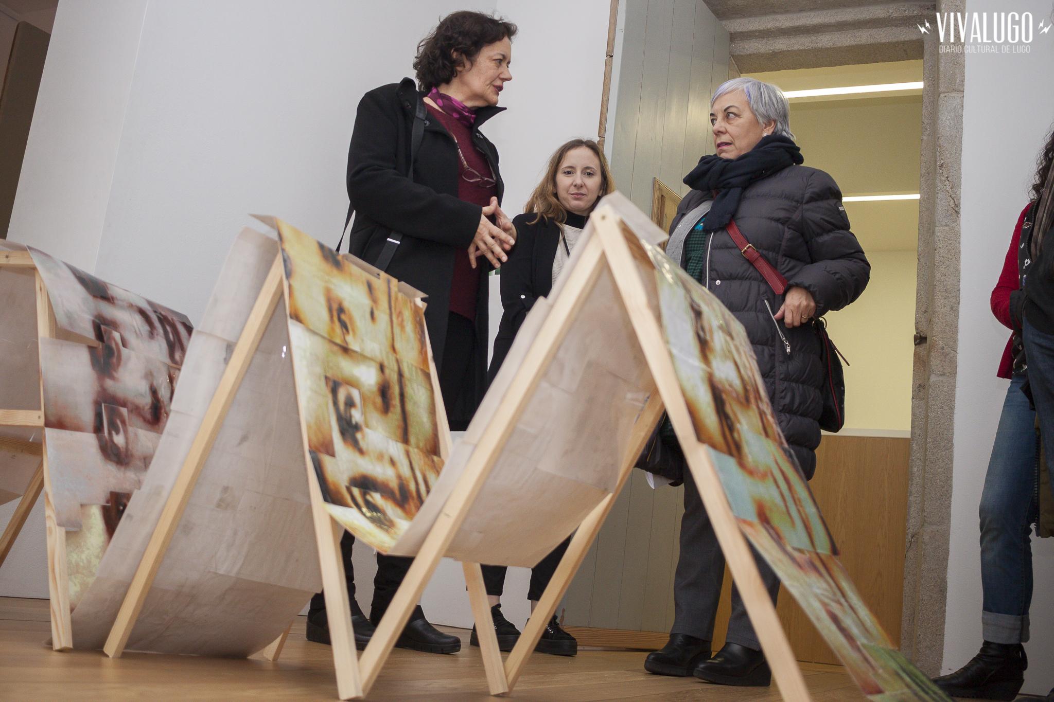 """Exposición """"Río"""" no Vello Cárcere de Lugo"""