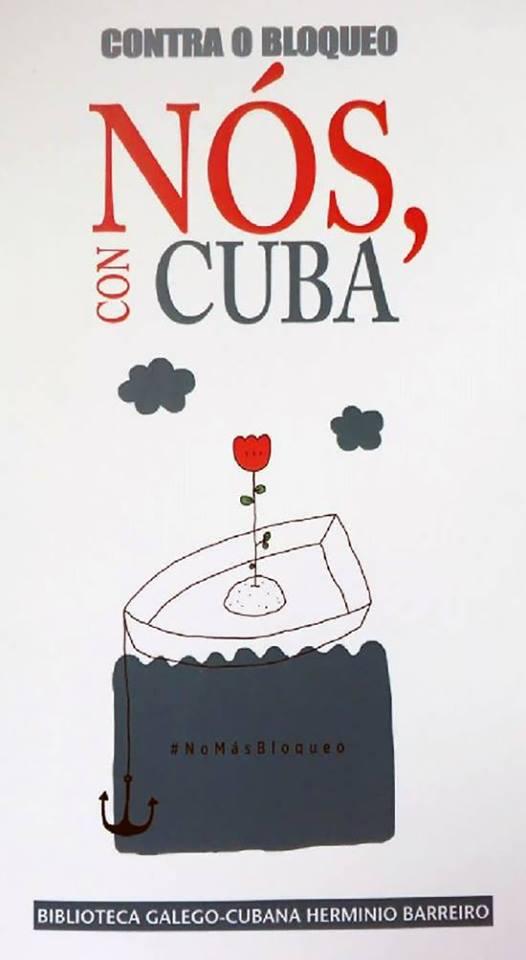Presentación do libro: Contra o Bloqueo, Nós con Cuba