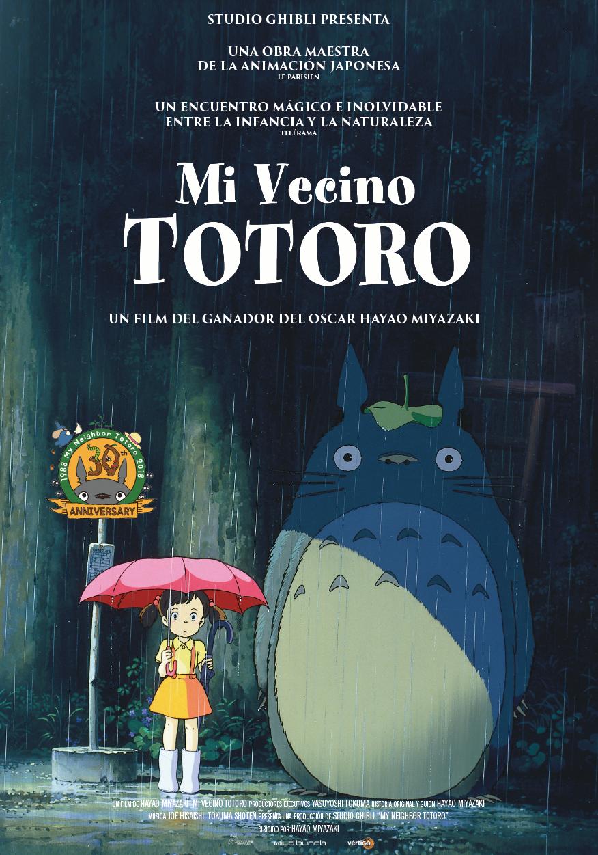 Mi vecino Totoro - Codex Cinema Lugo