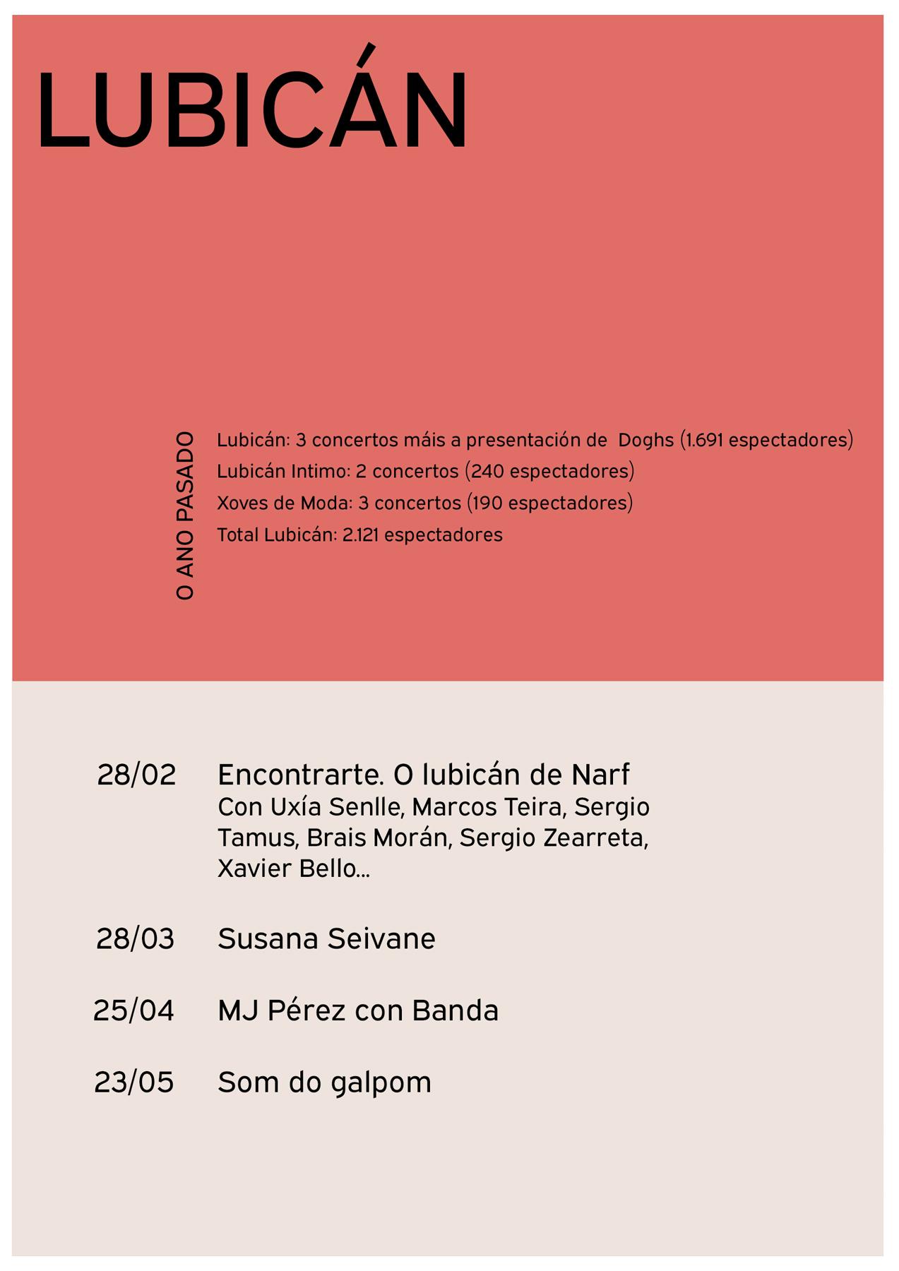 Lubican Lugo concertos