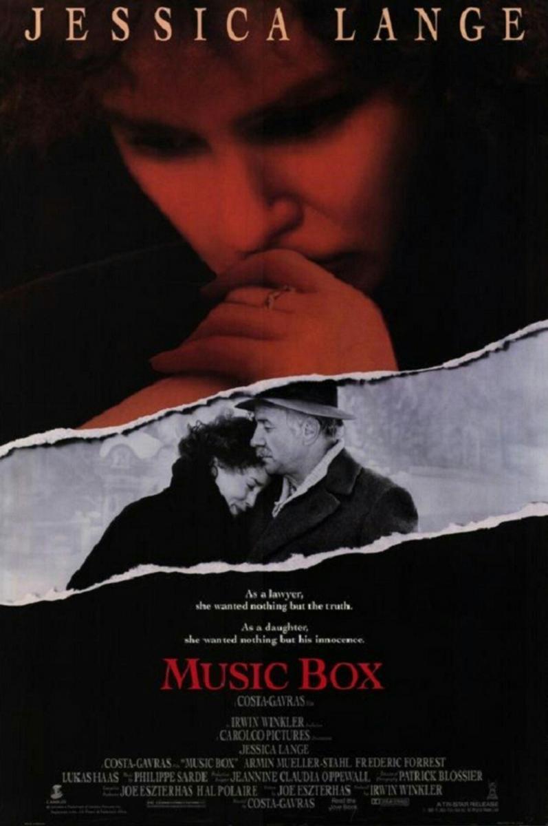 Cine retrospectiva de Costa-Gavras: La caja de música