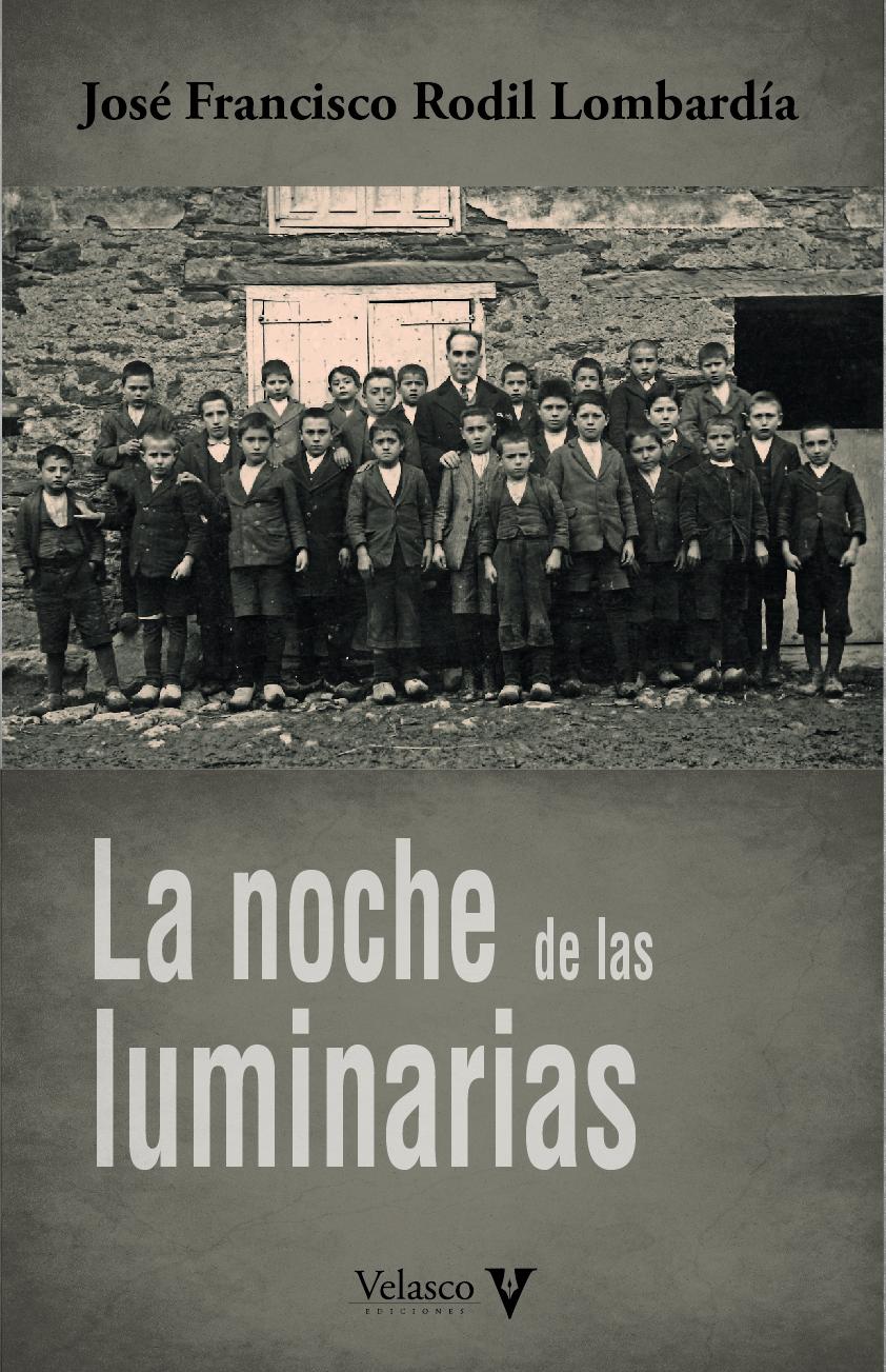José F. Rodil Lombardía ambienta en Lugo su última novela: La noche de las luminarias