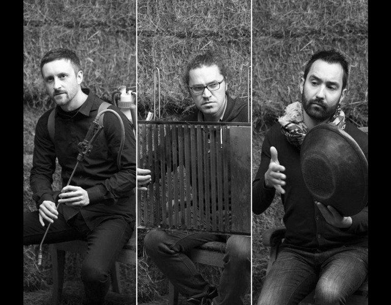 Concerto dentro do MusicAD de Lugo: Candorka Trio