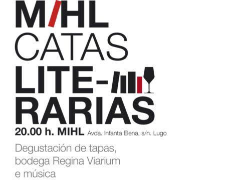 Catas literarias en Lugo
