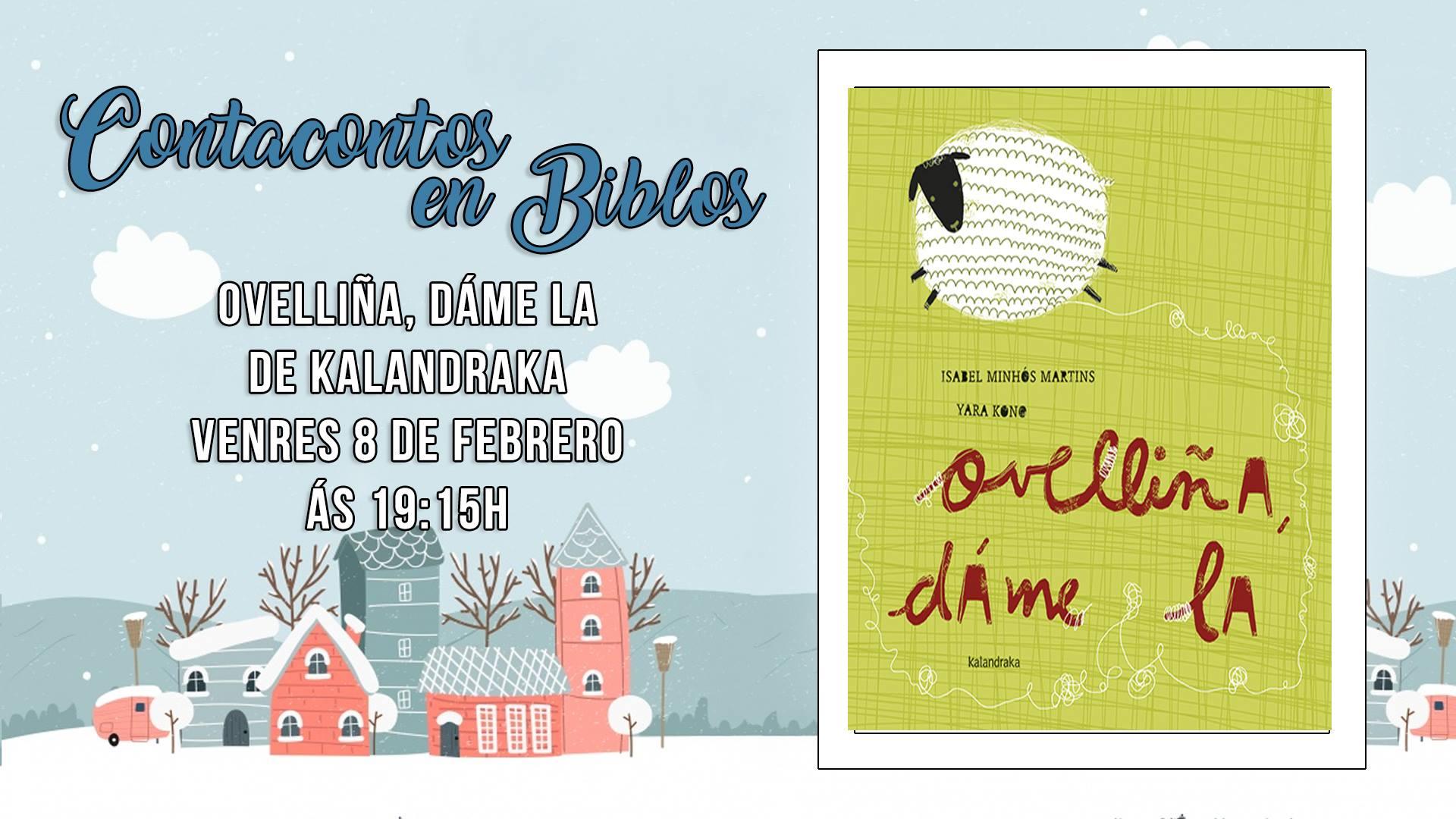 Contacontos na Librería Biblos de Lugo