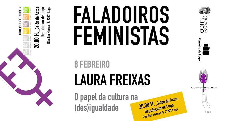 Faladoiro feminista en Lugo: A cultura na (des)igualdade