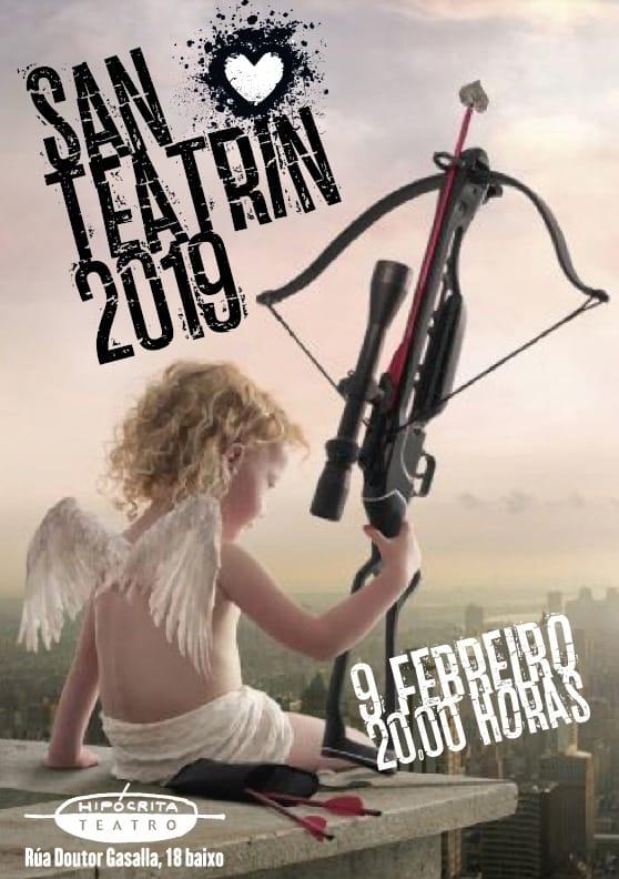 """Espectáculo irreverente: """"San Teatrín"""""""