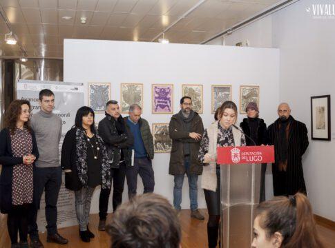 Axenda de exposicións nos museos da Deputación de Lugo