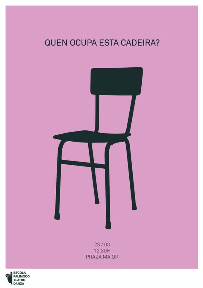 Teatro Quén ocupa esta cadeira