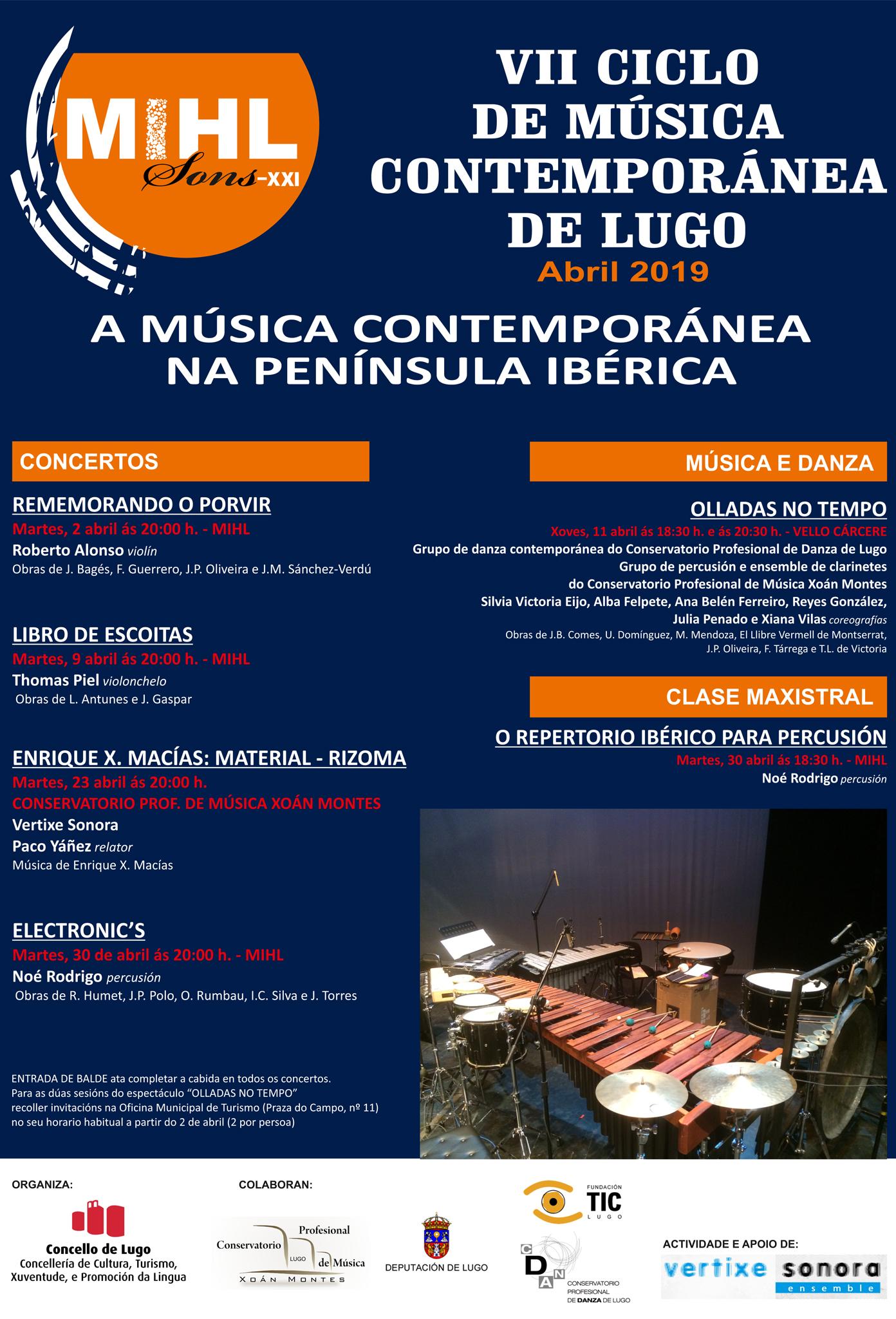 Ciclo de Música Contemporánea de Lugo