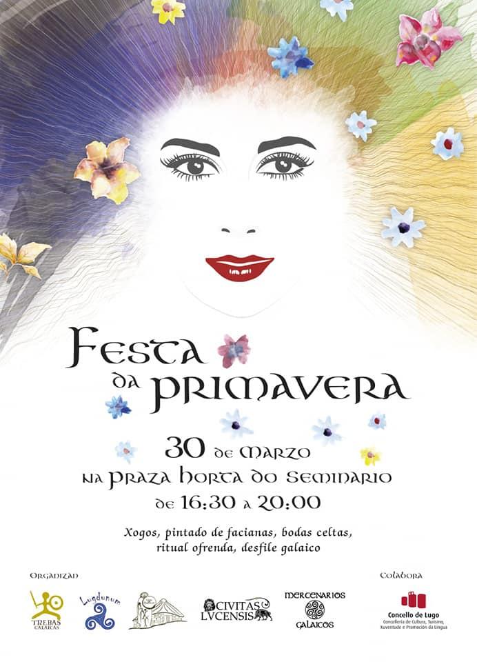 Festa da Primavera: festa Beltayne, festa galaica