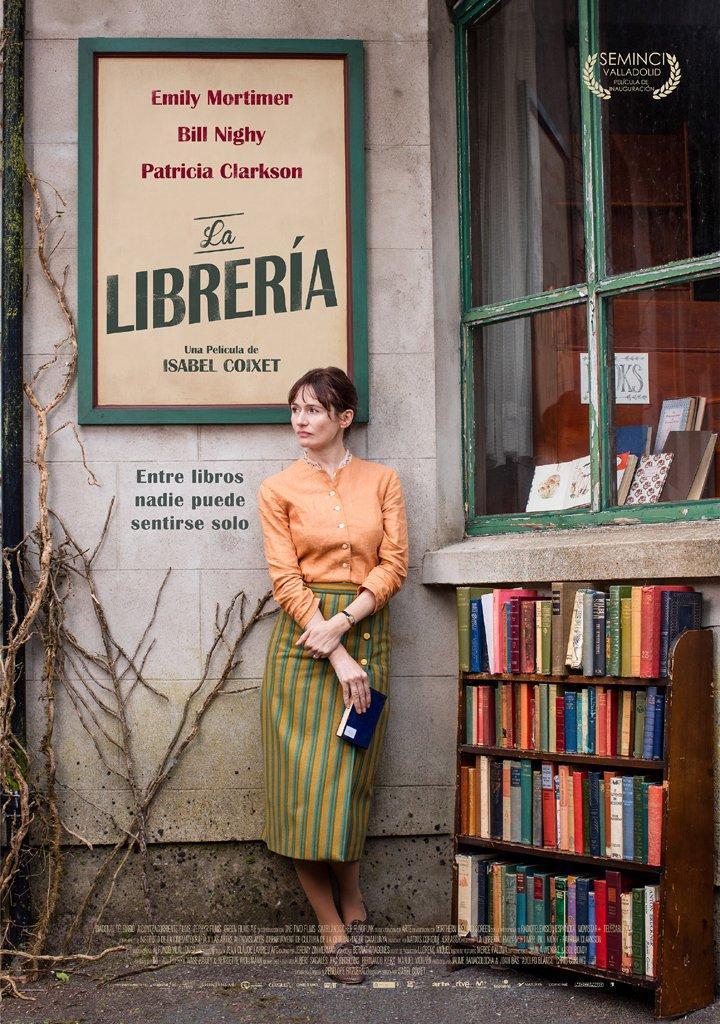 """Cine: """"La librería"""" de Isabel Coixet en Afundación de Lugo"""