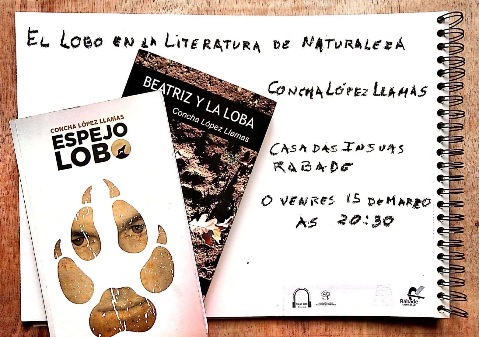 """Charla: """"El lobo en la literatura de naturaleza"""""""
