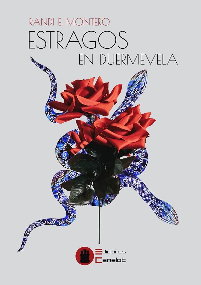 """Randi E. Montero presenta su poemario: """"Estragos en duermevela"""""""