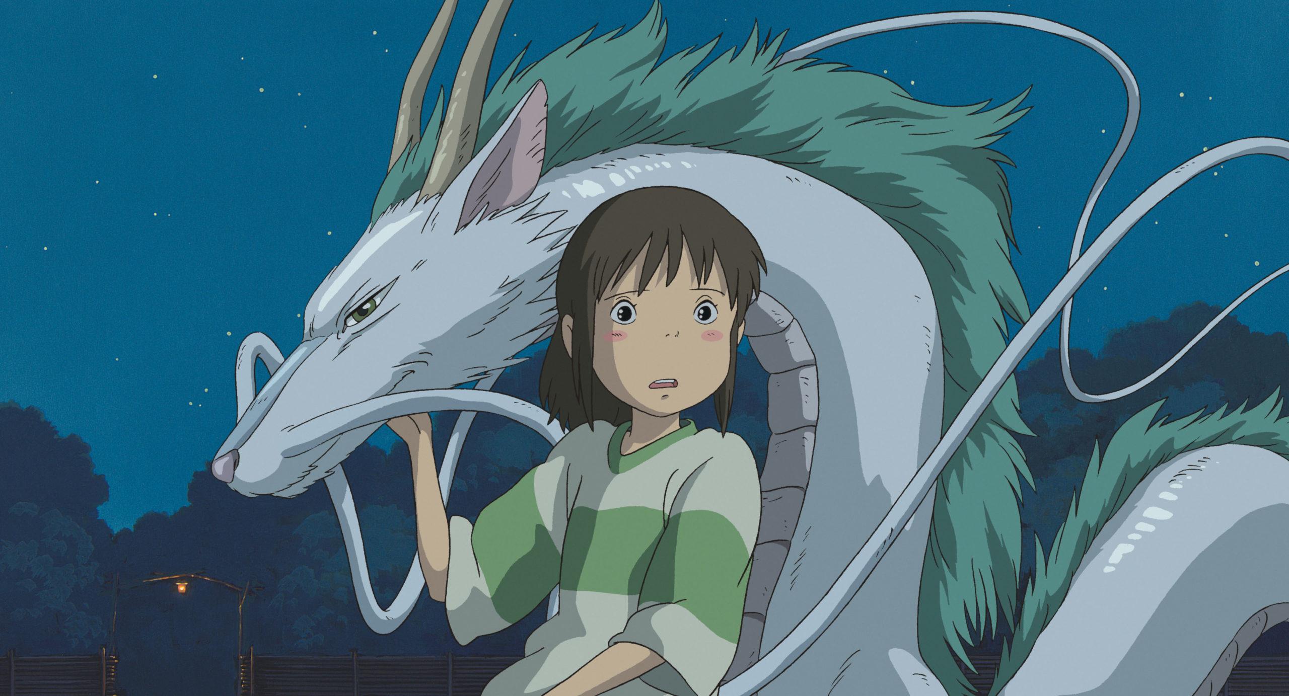 A viaxe de Chihiro