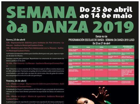 Semana da danza en Lugo