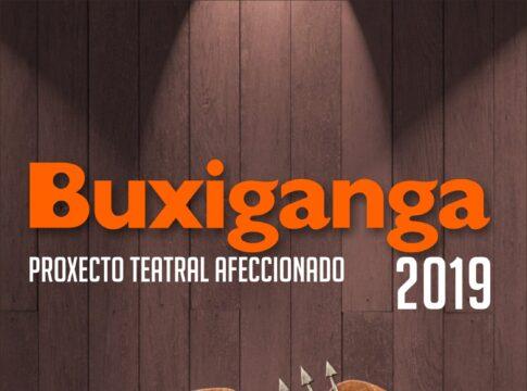 O Buxiganga leva o teatro por todo Lugo