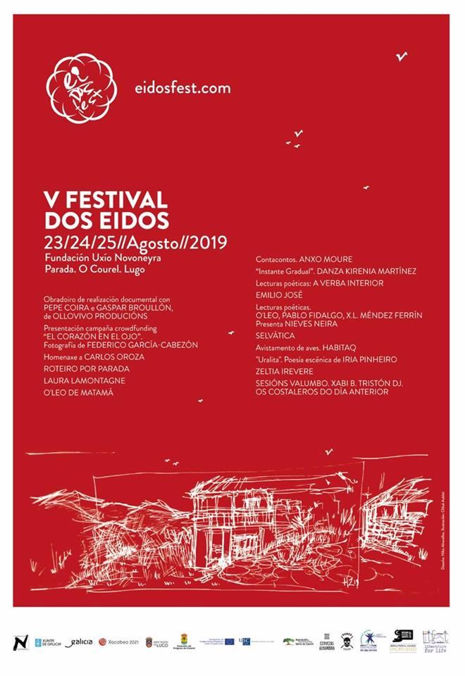V Edición Festival Dos Eidos en O Courel