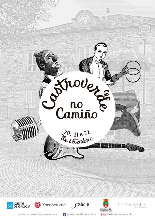 I Festival de Artes Escénicas «Castroverde no Camiño»