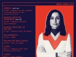 Concierto de Zahara en Lugo