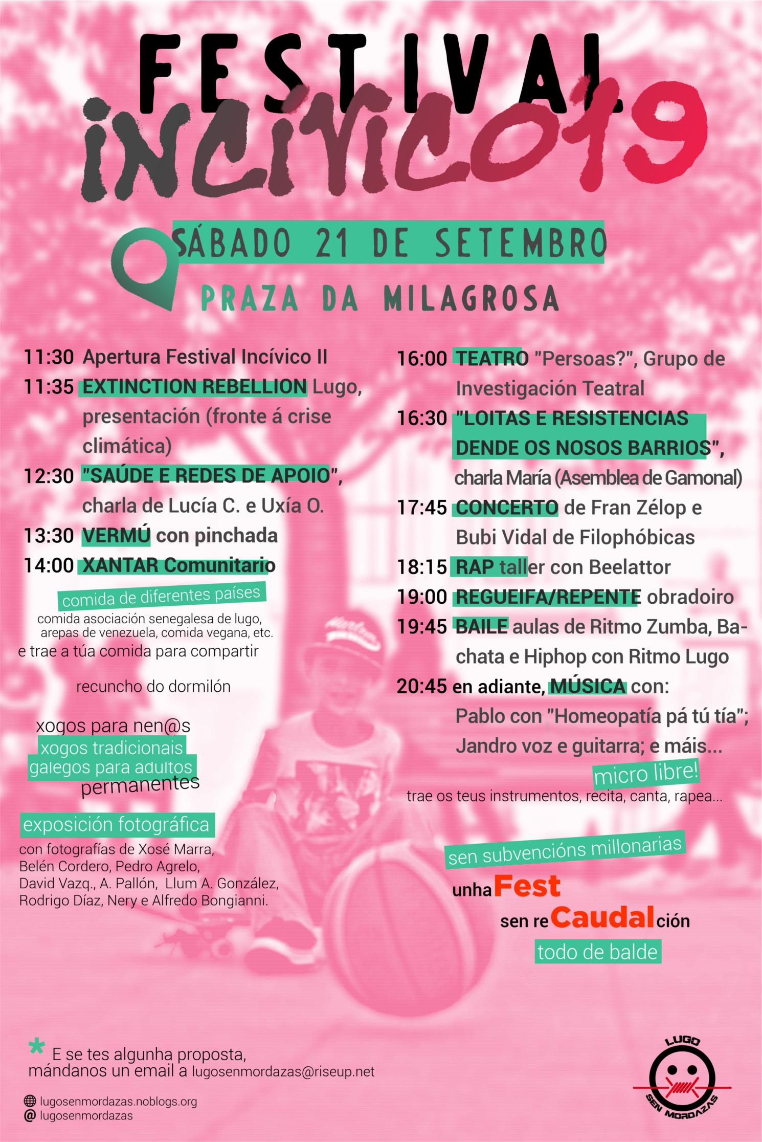 Festival Incívico