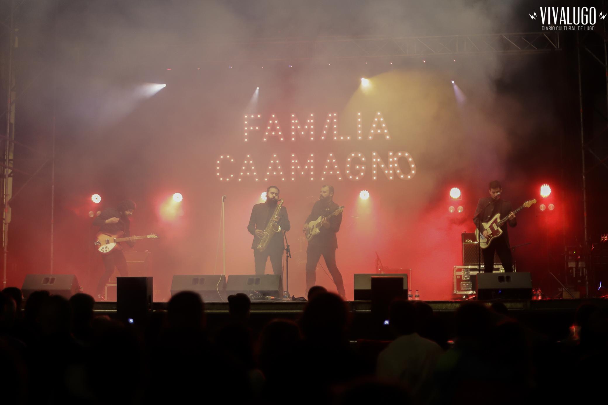 Familia Caamagno