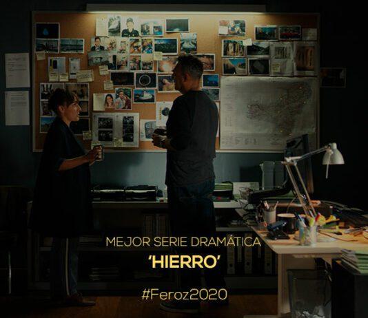 """Fotograma da serie """"Hierro"""""""